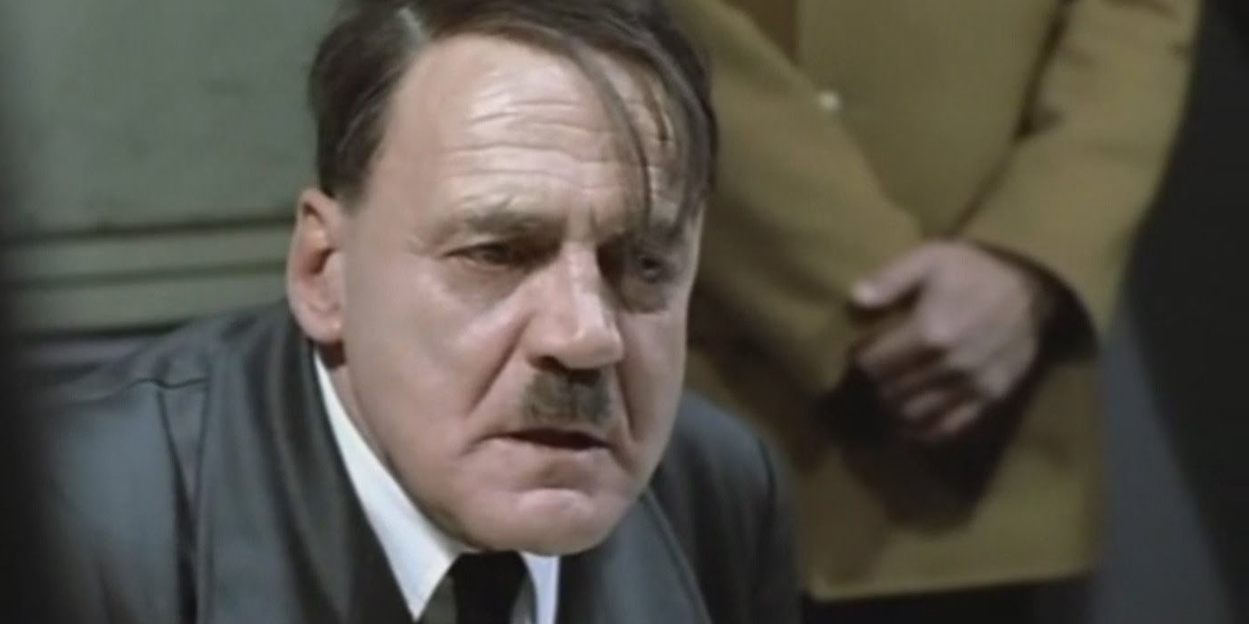 hitler fails bar exam