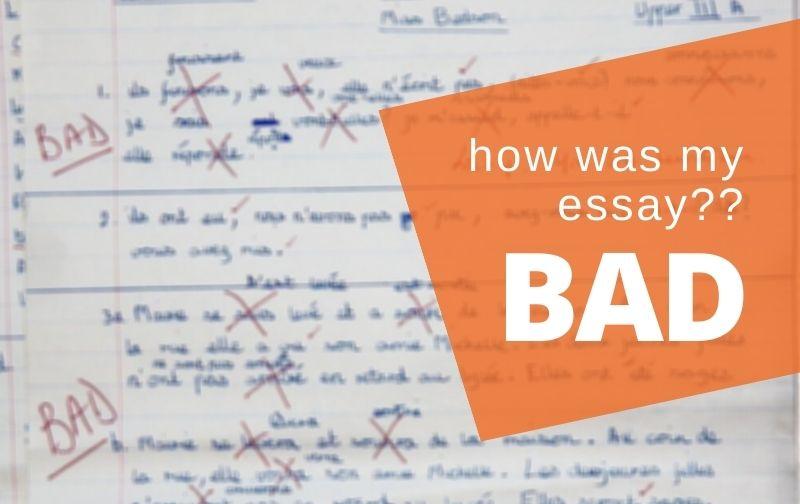 essay feedback law school bar exam like a gentleman